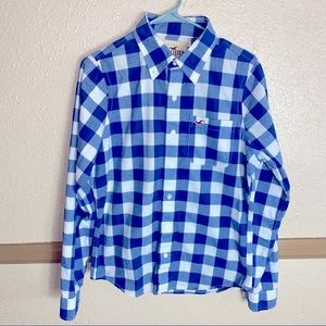 Hollister Casual Button Down Like New